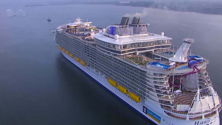 Harmony Of The Seas Video Tour – Inside Look At One Of Royal Caribbean's Most Popular Cruise Ships