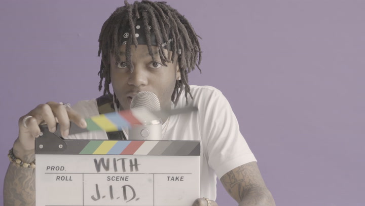 J.I.D. Does ASMR & Discusses DiCaprio 2