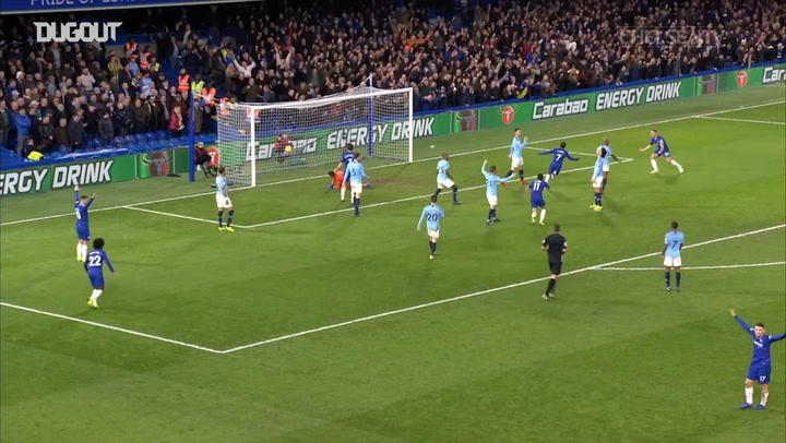 Lo mejor de N'Golo Kanté con el Chelsea