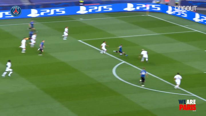 PSG's incredible win vs Atalanta in the Champions League quarter-final