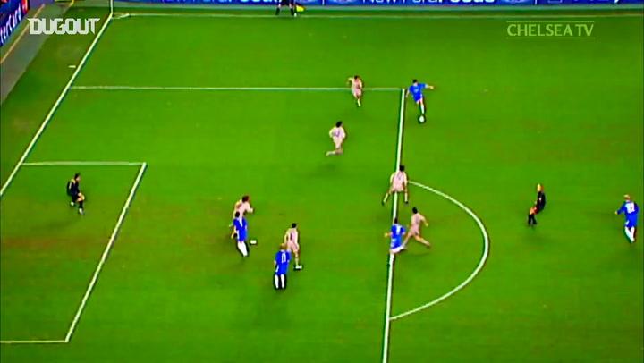 Viradas do Chelsea em competições europeias ao longo dos anos