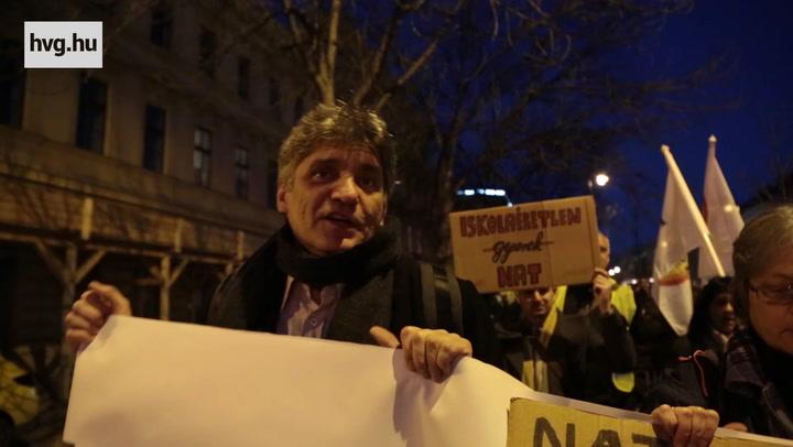 """""""Hálás vagyok Orbán Viktornak, hogy kicsit felrázta a pedagógusokat"""""""