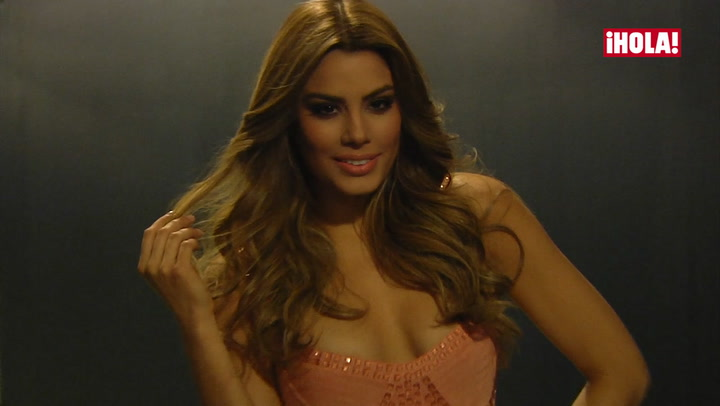Ariadna Gutiérrez, la Miss Universo por error, sigue acaparando titulares