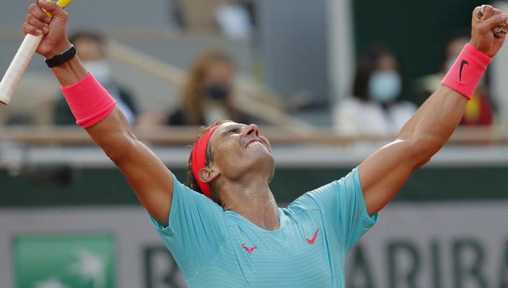 Rafa Nadal vence en Roland Garrós a Djokovic
