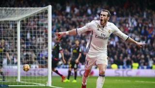 Gareth Bale y su colección de goles con el Real Madrid en la UEFA Champions League