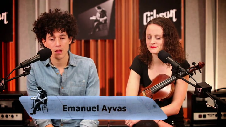 Emanuel and The Fear perform Jimmies Song on The Jimmy Lloyd Songwriter Showcase