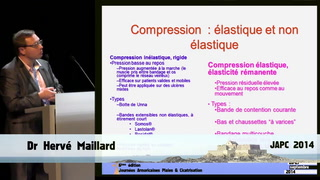 Compliance à la compression veineuse