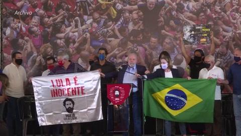 Corte Suprema de Brasil confirma la anulación de las condenas a Lula