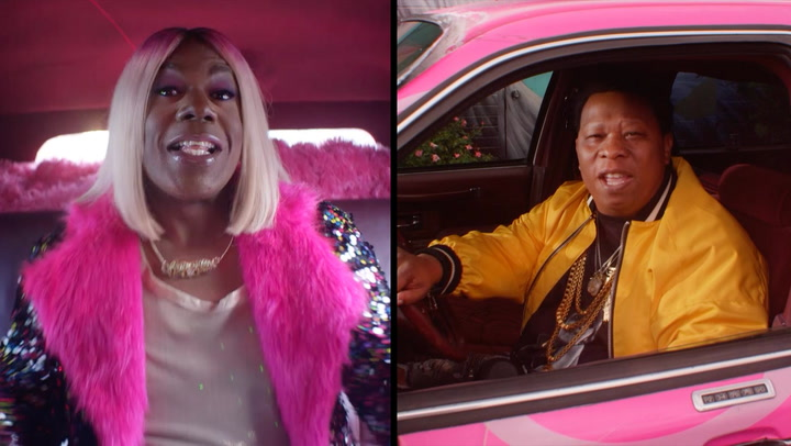 Big Freedia and Mannie Fresh - Dive