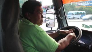 Marlen Suyapa Bonilla, una mujer con licencia pesada en Honduras