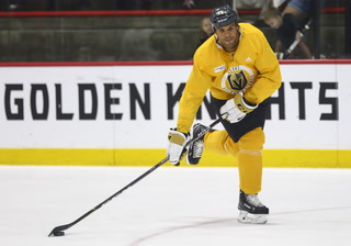 Gallant Ramps Up Golden Knights Practice – VIDEO