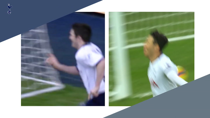 Past Vs Present: Robbie Keane Vs Son Heung-min