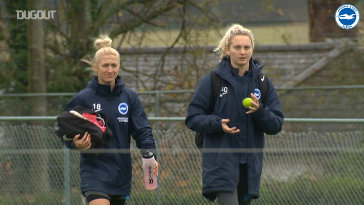 Brighton Women prepare for West Ham clash