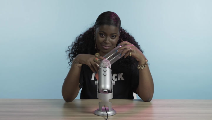 Tierra Whack Tries ASMR and Chats About Whack World