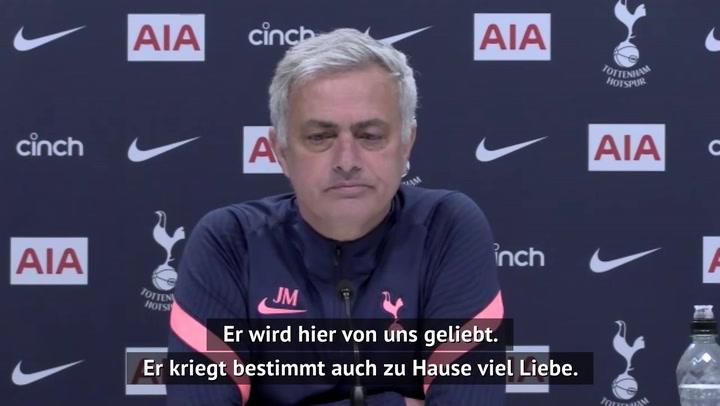 Beleidigungen gegen Son: Das sagt Mourinho