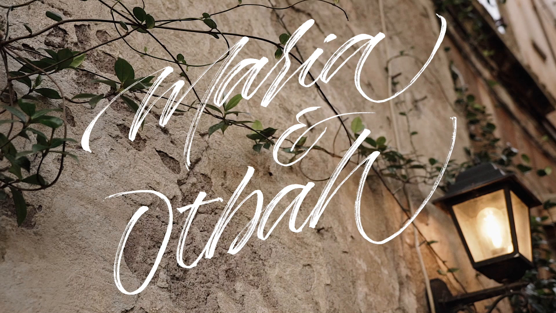 Maria + Otbah   Rome, Italy   an italian palazzo