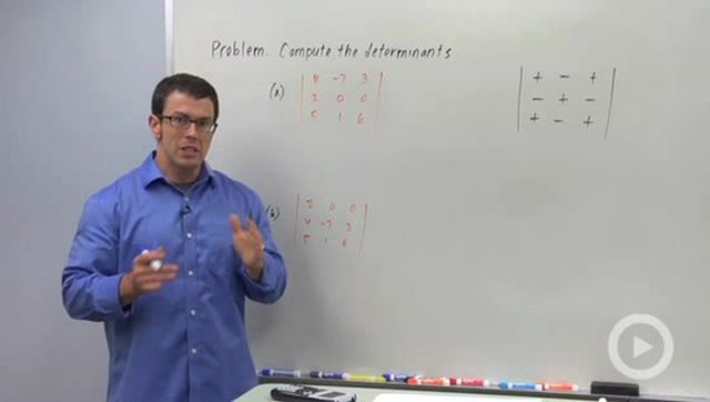 3x3 Determinants - Problem 2