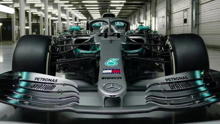 Mercedes presentará su W11 el día de San Valentín en Silverstone