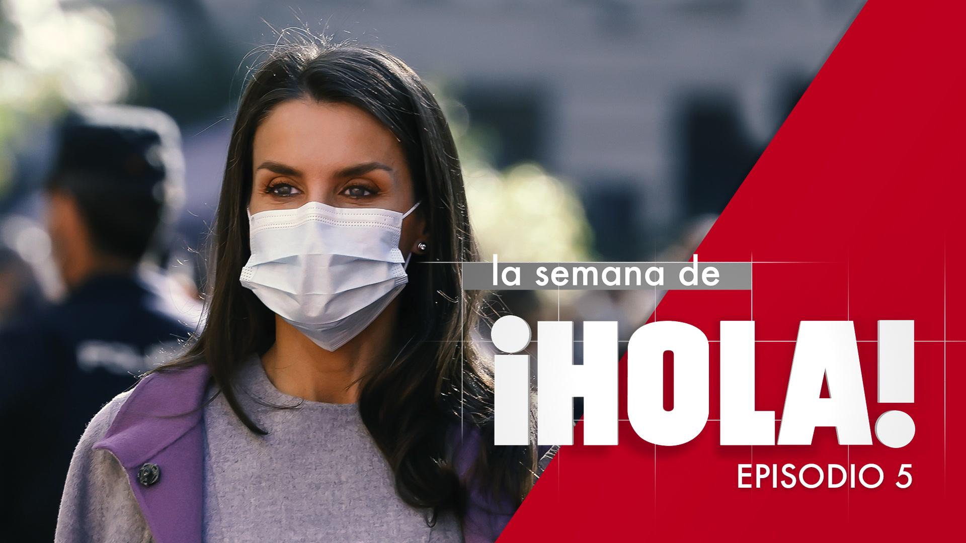La semana de ¡HOLA! - Episodio 5