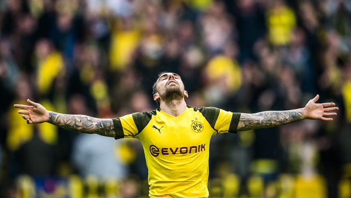 Paco Alcacer: All goals 2018/19