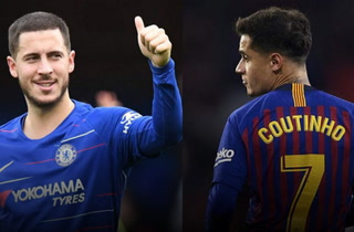 Philippe Coutinho, el gran sustituto que tiene el Chelsea para Hazard