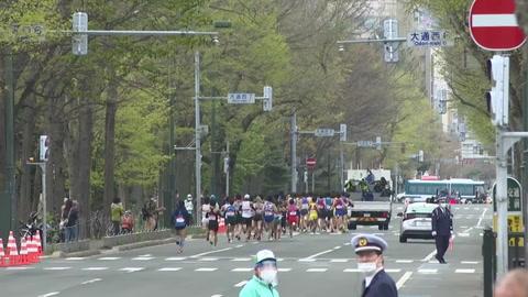 Test de media maratón en Japón de cara a los Juegos