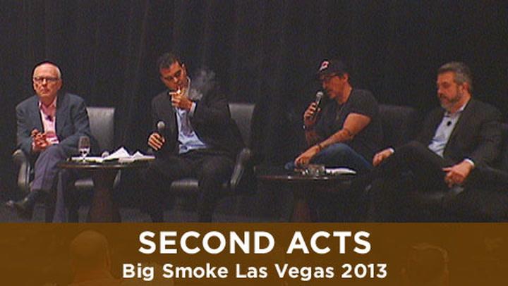 Big Smoke Las Vegas 2013—Second Acts