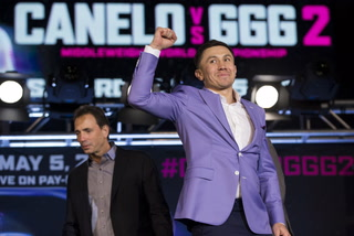 Gennady Golovkin to fight in Los Angeles on May 5