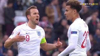 Inglaterra gana a Croacia y avanza a 'semis' de la Liga de Naciones, España eliminada