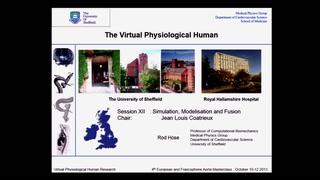 Virtual Physiological Human. VPH noe