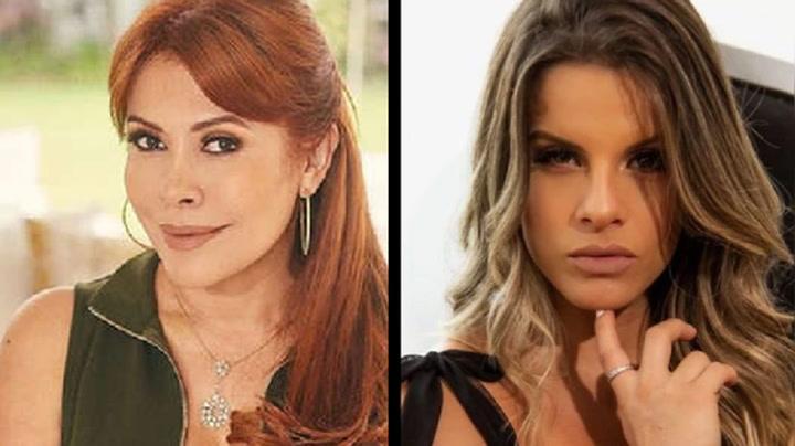"""Alejandra Baigorria contra Magaly Medina: """"Que haga bien su trabajo, yo ya congelé mis óvulos"""""""