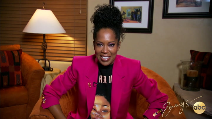 Regina King on Why She Wore a Breonna Taylor T-Shirt to This Year's Emmys