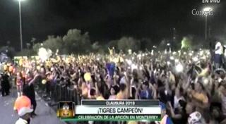Noche majestuosa: Tigres se consagra campeón del fútbol mexicano