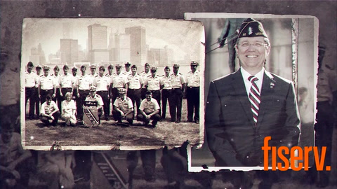 Fiserv Salutes the Veteran of the Game: William Goodenough