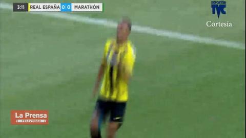 Real España 1-0 Marathón (Liga Nacional)