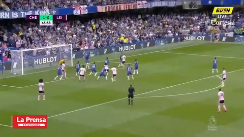 Chelsea 1-1 Leicester City (Premier League de Inglaterra)