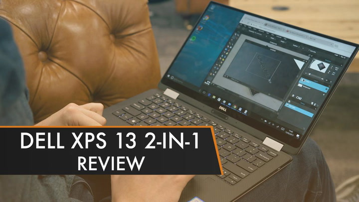 Dell XPS 13 2-in-1 (2017) Review | Trusted Reviews