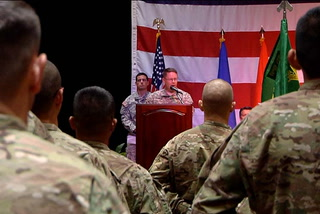 72nd Military Police Company prepares for Afghanistan deployment