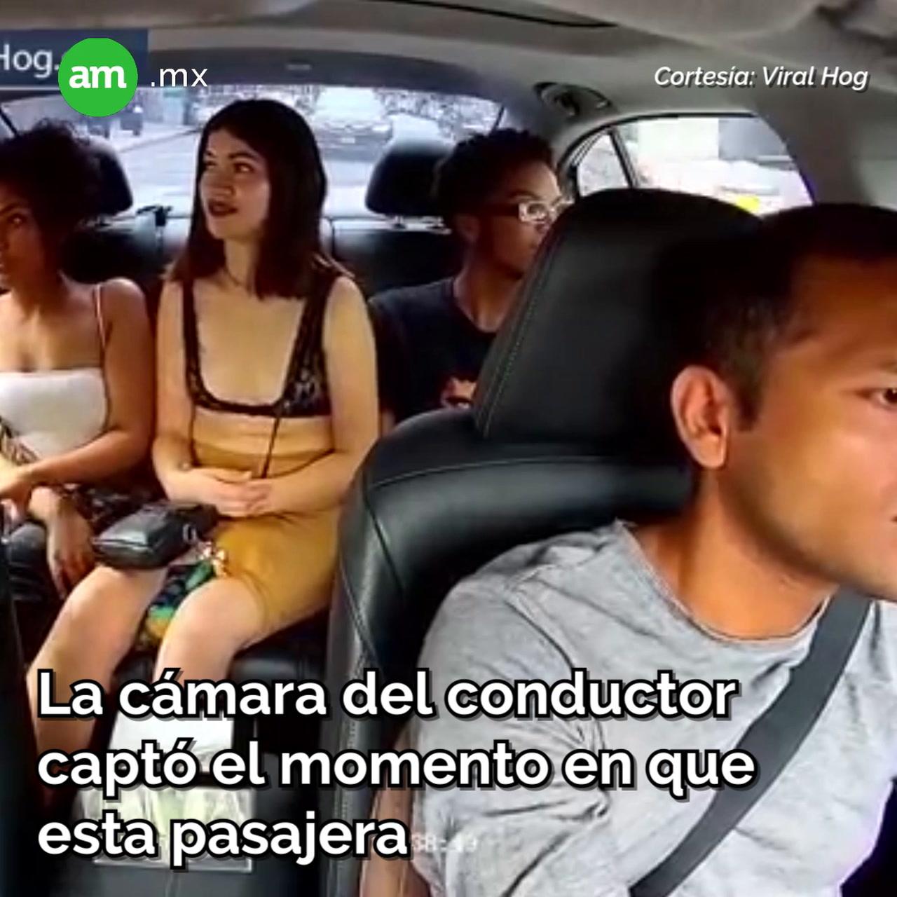 Robo a Uber en Nueva York