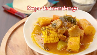 Receta para preparar una rica sopa de mondongo