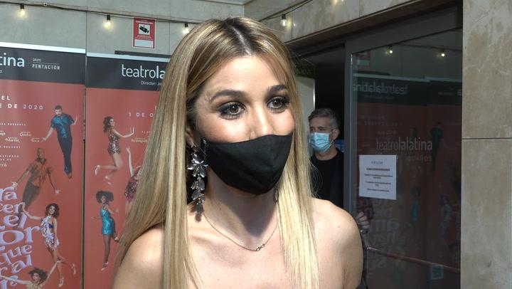 Natalia, de OT, cuenta el síntoma que todavía sufre meses después de superar el Covid-19