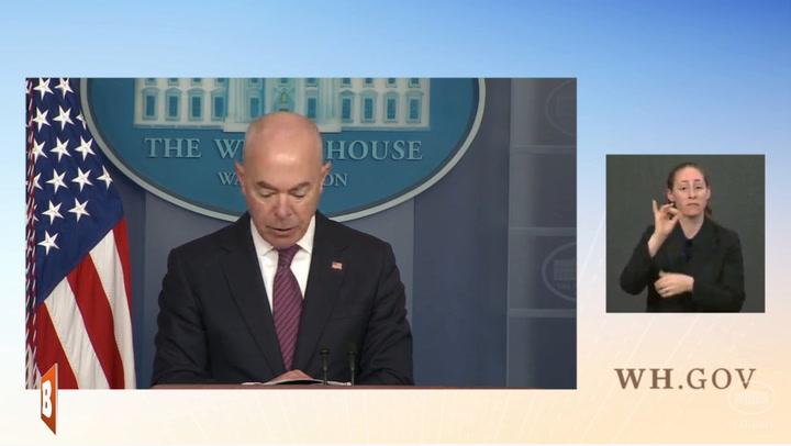 DHS Secretary Alejandros Mayorkas Considers Eliminating Border Horse Patrol Citing