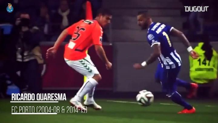 Best Midfielders: Ricardo Quaresma