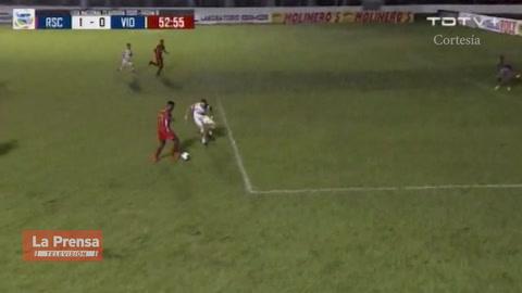 Real Sociedad 1-1 Vida (Liga Nacional de Honduras)