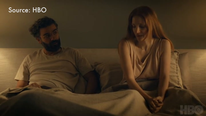 See the emotional trailer for Jessica Chastain\'s addictive new drama Scenes From a Marriage