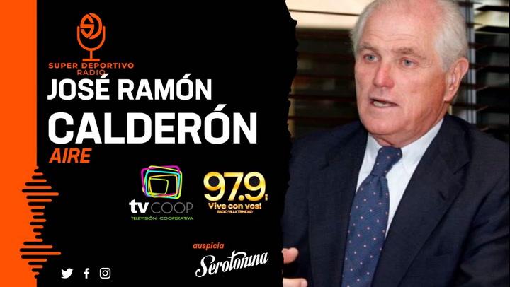 Ramón Calderón exige la dimisión de Florentino