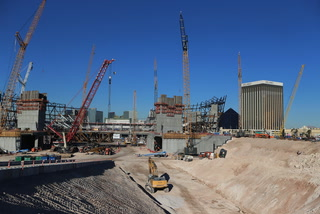 Vegas Nation Stadium Show: Retractable Field Update – VIDEO