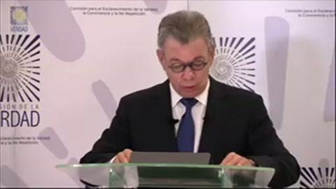 Santos: militares mataron a miles de civiles en Colombia por presión de resultados