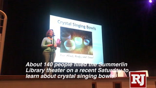 Learning the history of singing bowls