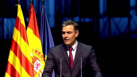Gobierno español indultará el martes a separatistas catalanes en nombre de la